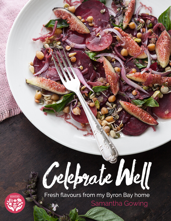 fig and beetroot salad