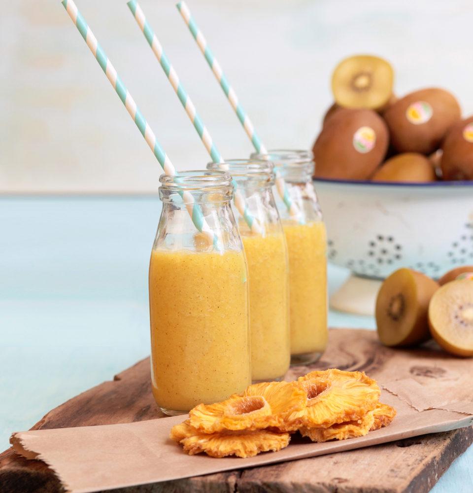 Zespri SunGold Kiwifruit Smoothie
