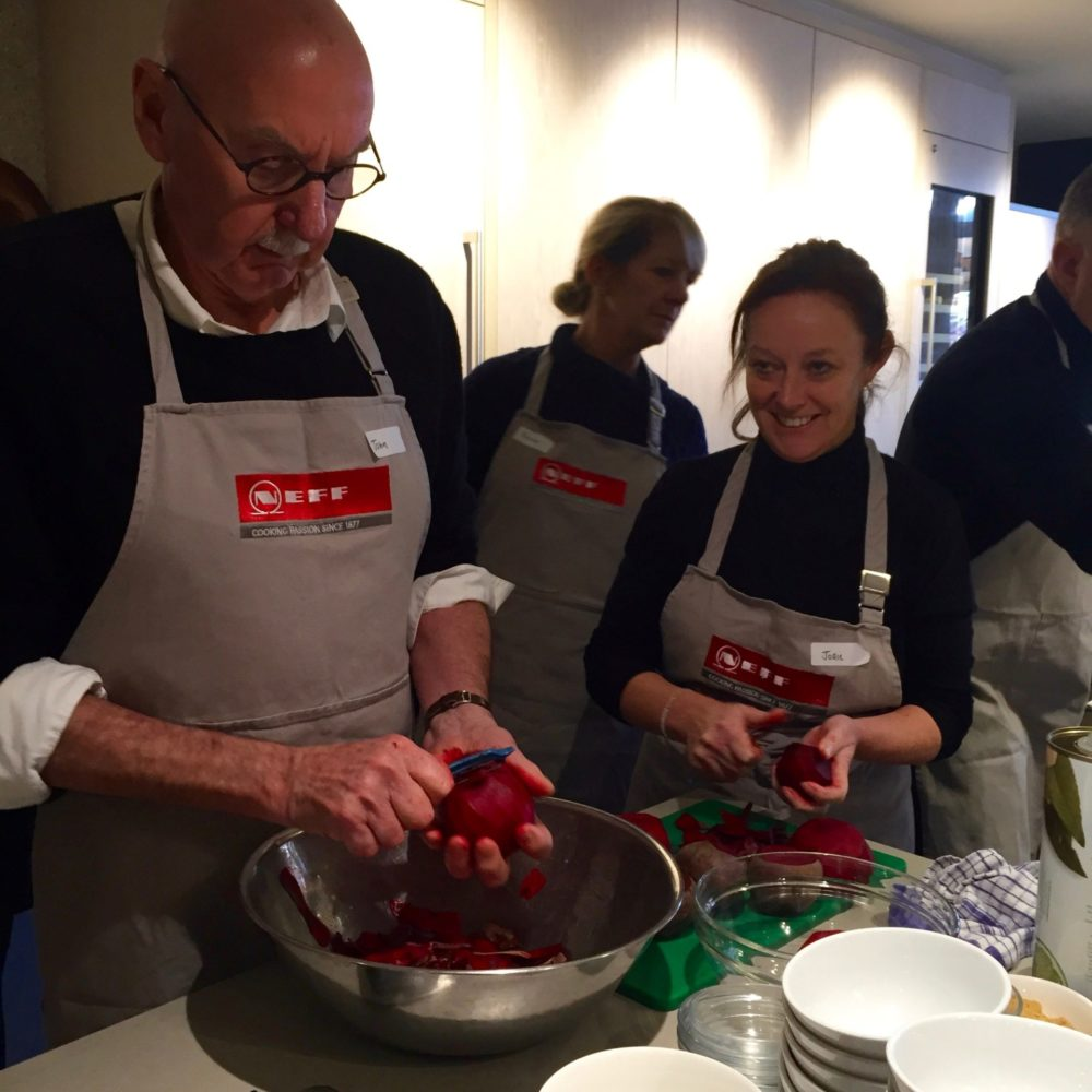 gowings-corporate-cooking-class