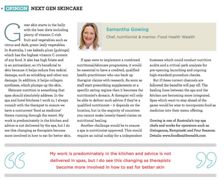spa-news-Next-gen-skincare-chef-sam-gowing